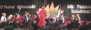 Das Dresdner Akkordeonorchester auf Konzerttournee in Italien 2008